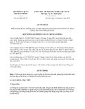 Quyết định 891/QĐ-BTTTT năm 2013