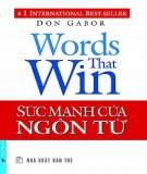 Sức mạnh của ngôn từ - Don Gabor