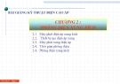 Bài giảng Kỹ thuật điện cao áp: Chương 2 - Phóng điện xung kích