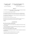 Thông tư 16/2013/TT-BLĐTBXH Bộ Lao động - Thương binh và Xã hội ban hành