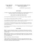 Quyết định 1023/QĐ-UBND