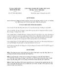 Quyết định 2977/2013/QĐ-UBND