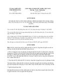 Quyết định số 23/2013/QĐ-UBND tỉnh Bình Dương
