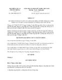 Văn bản hợp nhất 2209/VBHN-BTTTT