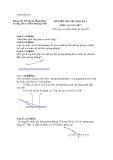 Đề kiểm tra giữa học kì I môn Vật lý lớp 7 - Trường THPT - THCS Phương Ninh