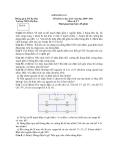 Đề kiểm tra HK2 môn Vật lý 7