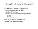 Bài giảng Quản trị kinh doanh quốc tế: Chương 4 - GV. Nguyễn Hùng Phong
