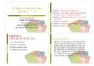 Tiểu luận: Từ điển tra cứu kiến thức Toán  6 - 7 - 8