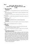 Giáo án GDCD 12 bài 10: Pháp luật với hòa bình và sự phát triển tiến bộ của nhân loại