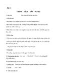 Giáo án GDCD 11 bài 15: Chính sách đối ngoại