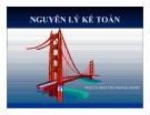 Bài giảng Nguyên lý kế toán: Chương 1 - PGS.TS.Mai Thị Hoàng Minh