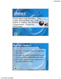 Bài giảng Nguyên lý marketing: Chương 5 - Ths.Đinh Tiến Minh