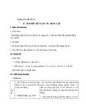 Giáo án Vật lý 6 bài 7: Tìm hiểu kết quả của tác dụng lực
