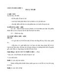 Bài 32: Tơ sợi - Giáo án Khoa học 5 - GV:N.T.Sỹ
