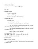 Bài 36: Hỗn hợp - Giáo án Khoa học 5 - GV:N.T.Sỹ