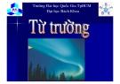 Bài giảng Tĩnh điện học: Phần VI - ĐHBK TP.HCM