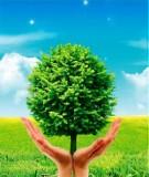 Bài giảng Con người và môi trường: Chương 4 - Nguyễn Nhật Huy