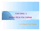 Bài giảng Lập và phân tích dự án: Chương 3 - Lê Hoàng Cẩm Phương