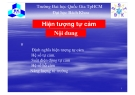 Bài giảng Tĩnh điện học: Phần XII - ĐHBK TP.HCM