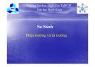 Bài giảng Tĩnh điện học: Phần XIII - ĐHBK TP.HCM