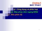 Bài giảng Máy công cụ: Chương 4 - ĐHBK TP.HCM