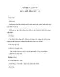 Bài 11: Kiểu mảng - Giáo án Tin học 11 - GV.P.T.Minh
