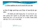 Bài giảng Lưới khống chế trắc địa: Chương 2.3 - GV. Nguyễn Hữu Đức
