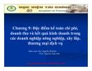 Bài giảng Kế toán tài chính: Chương 9 - Học viện Tài chính