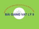 Bài giảng Thực hành công suất điện và điện năng sử dụng - Vật lý 9 - GV. H.Đ.Khang