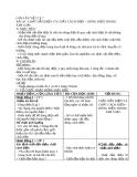 Bài 20: Chất dẫn điện, chất cách điện -DĐ trong KL - Giáo án Vật lý 7 - GV:H.Đ.Khang