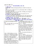 Bài 23: Từ phổ-Đường sức từ - Giáo án Vật lý 9 - GV:H.Đ.Khang