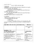 Bài 24: Cường độ dòng điện - Giáo án Vật lý 7 - GV:H.Đ.Khang