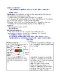 Bài 24: Từ trường của ống dây có DĐ chạy qua - Giáo án Vật lý 9 - GV:H.Đ.Khang
