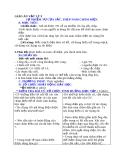 Bài 25: Sự nhiễm từ của sắt, thép- nam châm điện - Giáo án Vật lý 9 - GV:H.Đ.Khang