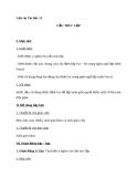 Giáo án Tin học 11 bài 10: Cấu trúc lặp