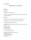Giáo án Tin học 11 bài 17: Chương trình con và phân loại