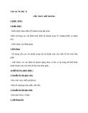 Giáo án Tin học 11 bài 9: Cấu trúc rẽ nhánh