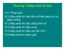 Bài giảng Chương trình đo điện tử: Chương 10 - Ngô Văn Kỳ