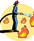 Giáo trình phòng cháy các thiết bị điện: Phần 2 - NXB Khoa học Kỹ thuật