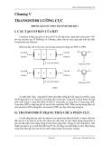 Giáo trình Linh kiện điện tử - Phần 2