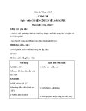 Giáo án bài Chính tả: Chuyện cổ tích về loài người - Tiếng việt 4 - GV.N.Hoài Thanh
