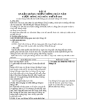 Giáo án Lịch sử 7 bài 14: Ba lần kháng chiến chống xâm lược Mông - Nguyên (thế kỉ XIII)