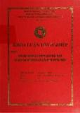 Khóa luận tốt nghiệp: Các quy định của pháp luật Việt Nam về dịch vụ Logistics và giải pháp hoàn thiện