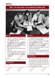 Bài giảng Quản trị chiến lược: Bài 7 - Tổ hợp GD TOPICA