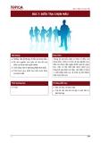 Bài giảng Nguyên lý thống kê: Bài 7 - Tổ hợp GD TOPICA