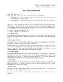 Dược lý Y học: Phần 2 - ĐH Y Khoa