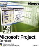 Hướng dẫn sử dụng Microsoft Project 2000