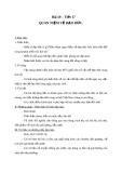 Giáo án GDCD 10 bài 10: Quan niệm về đạo đức