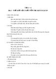 Giáo án GDCD 10 bài 2: Thế giới vật chất tồn tại khách quan