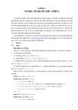 Tài liệu Kỹ thuật lập trình - Chương 1: Cơ bản về đại số trừu tượng